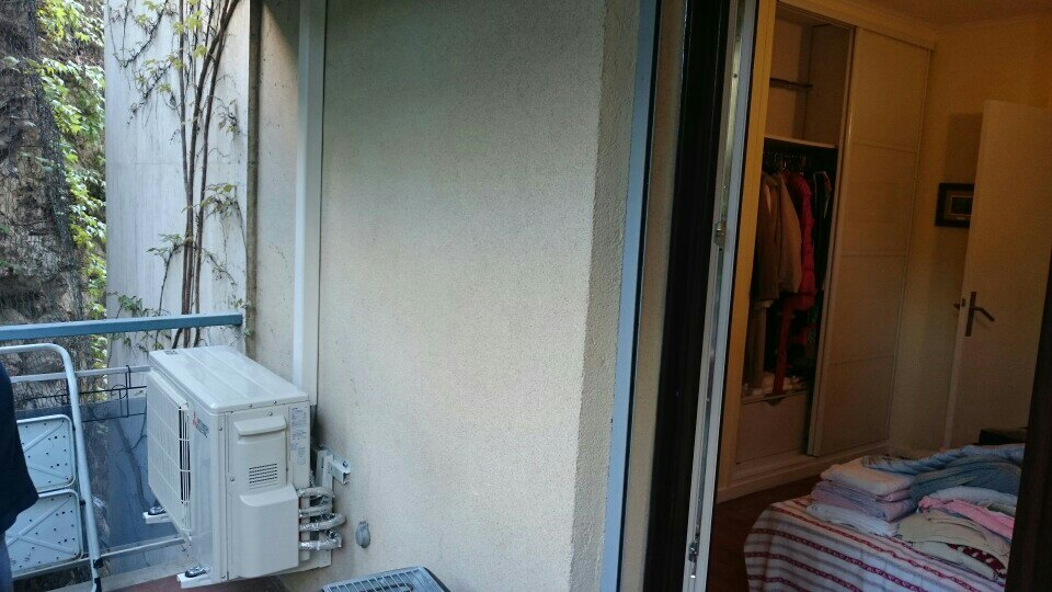 installation multi split mxz 2 d 40 mitsubishi electric avec 2 unit s int rieures murales msz sf. Black Bedroom Furniture Sets. Home Design Ideas