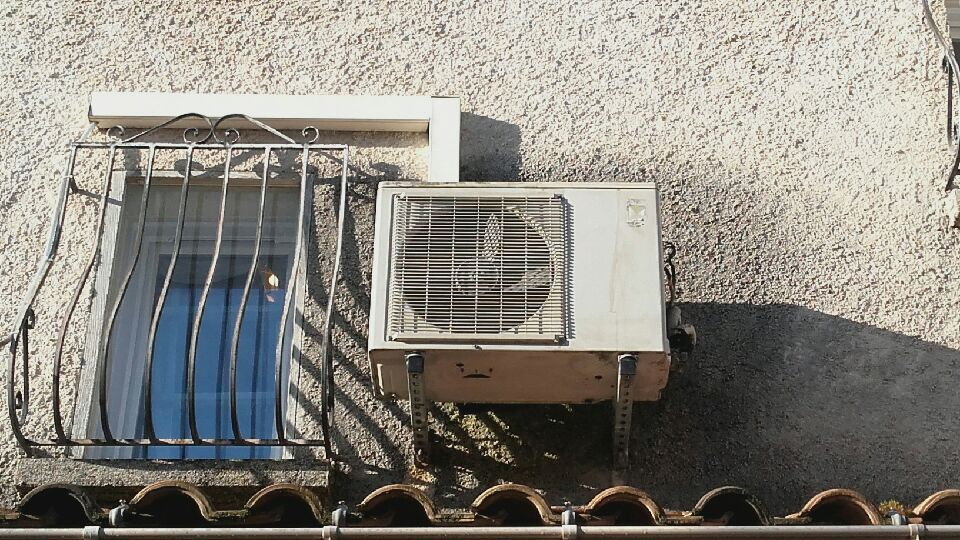 Installateur agr de climatisation marque da kin for Appareil de climatisation maison
